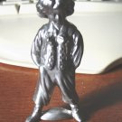 Pewter Figurine of Old Fashioned 1800s Boy #300151