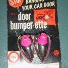 Vintage Sutone Corp. Car Door Bumper-ette Sapphire Line #300678