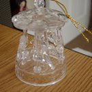 Christmas Tree Decoration Clear Plastic Carousel #300894