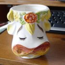 Porcelain Novelty Cow Mug Creamer #301028