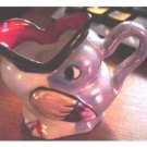 Lusterware Open Mouth Bird Creamer at Periwinkles  #301030