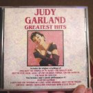 Greatest Hits Judy Garland with Original Recordings (CD 1990)  #301134