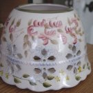 Springtime Open Top and Bottom Candle Topper #301231