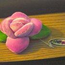 Mary Meyer Velveteen Cloth Rose Kitchen Magnet #301237