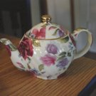 Small A Special Place Rose Covered Teapot  #301244