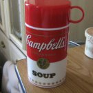 1998 Campbell's Soup Can-tainer Thermos bottle #301397