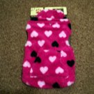 "Dog Sweater w/ Pocket Pink Fits Many Breeds - Size: L 16"" - 17"" #301483"