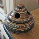 Vintage Napco Porcelain Incense Burner  #301554
