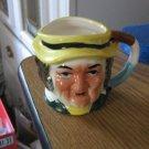 Vintage Colonial Man Toby Mug  #301691