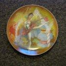Viletta Fine China Collector Plate Sugarplum Fairy 1979 Ballet #301728