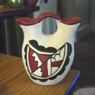 Native American Indian Pottery Two Spout Vase #301924