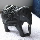 Hand Carved Teakwood Elephant #300091
