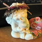 Dreamsicles 1999 Love One Another Angel Figurine Signed by Artist Kristin #301934