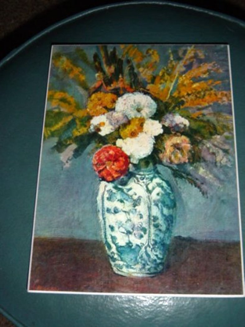 Metropolitan Museum of Art by Cezanne FLOWERS #300005