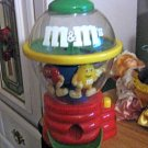 Vintage M&M Gumball Candy Dispenser by Mars Inc. #301666