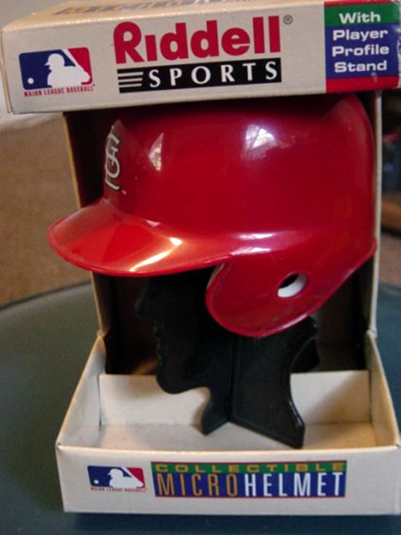 Riddell Sports St Louis Cardinals Collectible Micro Baseball Helmet #300667