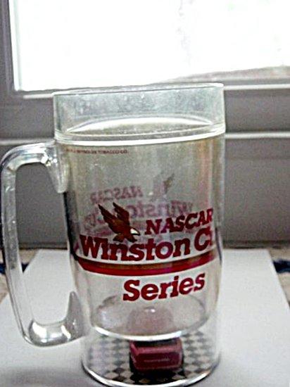 1992 NASCAR Winston Cup Series Mug Stein Glass #300455
