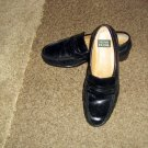 Nunn Bush Black Men's Slipon Dress Shoes Size 8M #301979