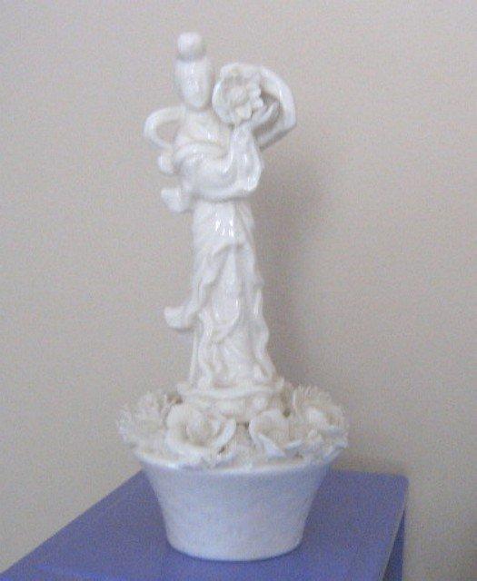 Ardalt Ornate Asian Goddess Lenwile China Perfume Bottle  #301992