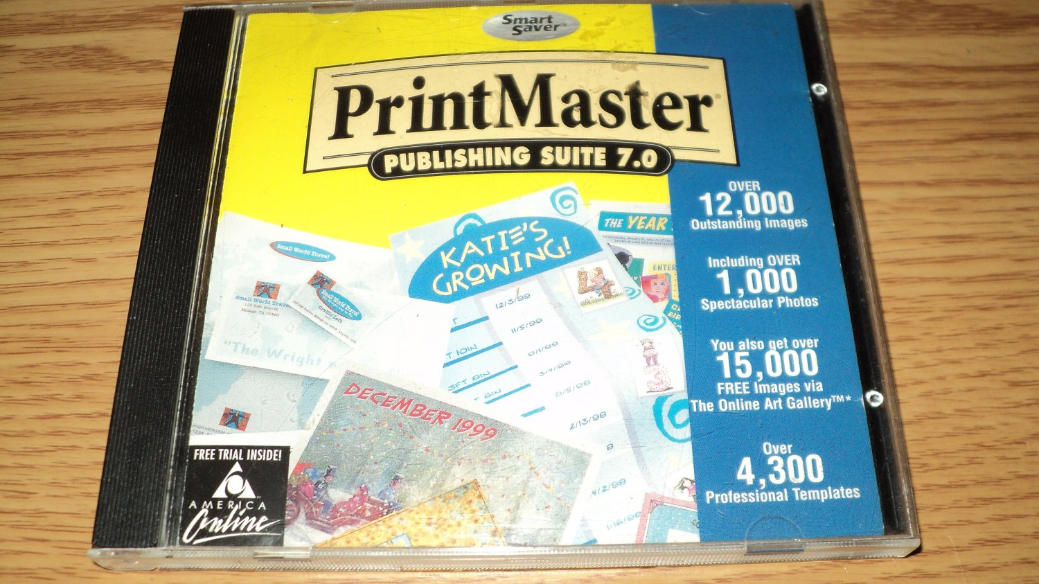 Printmaster Publishing Suite 7 0 Program Cd 302152