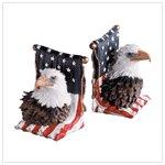 America eagle bookends