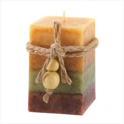 GOLDEN SPICE SMALL CANDLE