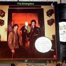 STRANGLERS RATTUS NORVEGICUS RARE DJ PROMO LP