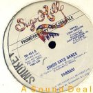 "FARRARI '83 SUGARHILL DJ 12"" SIMON SAYS DANCE ELECTRO"