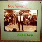 ROCHEREAU TABU LEY '84 LP Afro-Cuban Soca Latin Jazz