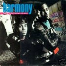 "HARMONY ORIG '87 PS 12"" DANCE TO THE DRUMS OLDSKOOL RAP"