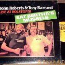 JOHN ROBERTS & TONY BARRAND OOP'83 LP LIVE AT HOLSTEINS