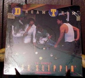 "LA DREAM TEAM SEALED '89 PS 12"" YOUR SLIPPIN' OLDSKOOL"