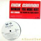 "NICK CANNON RARE DJ ONLY 12"" LP KEY CUTS GET CRUNK SHOR"