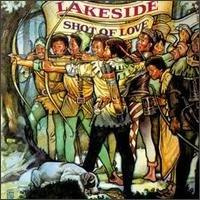 LAKESIDE SHOT OF LOVE Original '78 SOLAR LP DISCO FUNK