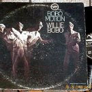 WILLIE BOBO OOP ORIGINAL '67 LP LATIN BOBO MOTION