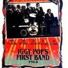 IGUANAS Iggy Pop '97 RECORD RELEASE Poster HANDBILL
