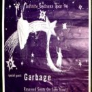 SMASHING PUMPKINS Garbage Infinite Sadness '96 POSTER
