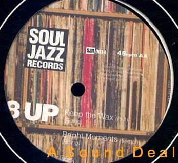 """8UP Downtempo JAZZ 12"""" Yusef Lateef 8 UP BEFORE DAWN"""