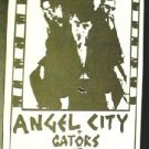ANGELS ANGEL CITY TEXAS Raul's '80 Gig POSTER KBD Punk