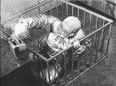 DEVO Booji Boy MUTANT POSTCARD '78 Q/A Promo ASD