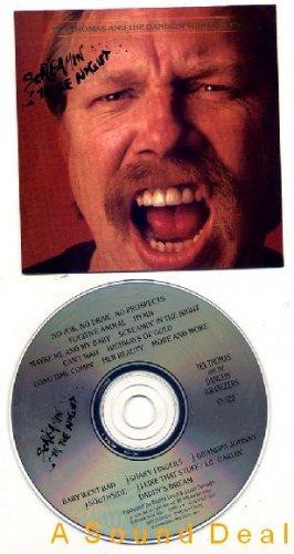 TEX THOMAS DANGLIN' WRANGLERS OOP SCREAMIN CD SEALED!
