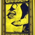 GLASS EYE Walkabouts '90 Cannibal POSTER Jason Austin