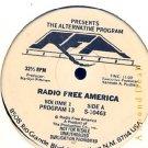 DEVO SPOONS RARE '82 DJ ONLY LP RADIO FREE AMERICA #13