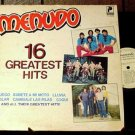 MENUDO OG '84 LP 16 GREATEST HITS LATIN POP A1