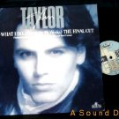 "JOHN TAYLOR I Do What I Do Pic Sleeve 12"" Duran Duran"