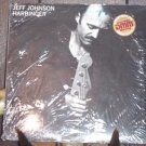 JEFF JOHNSON Harbinger LP DMM '86 Private LP ASD