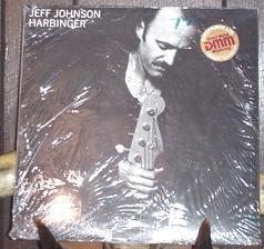 JEFF JOHNSON Harbinger LP DMM '86 Private LP ASD