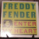 FREDDY FENDER RARE SEALED '81 TEX-MEX LP ENTER MY HEART