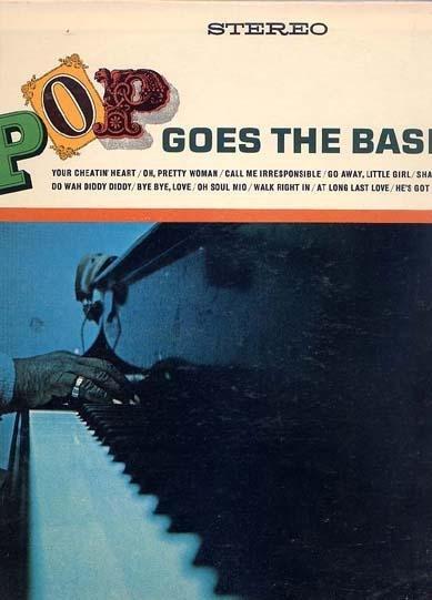 COUNT BASIE POP ORIGINAL GOES 1966 LP LOUNGE PIANO JAZZ