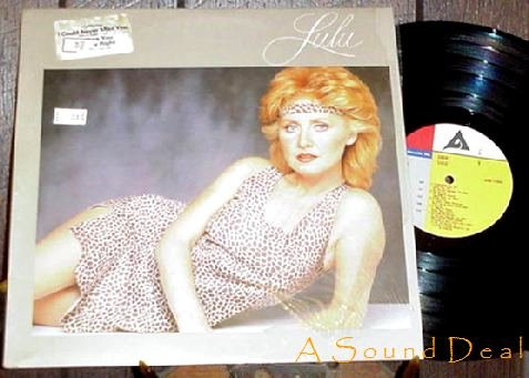 LULU CLEAN ALFA '81 S/T LP